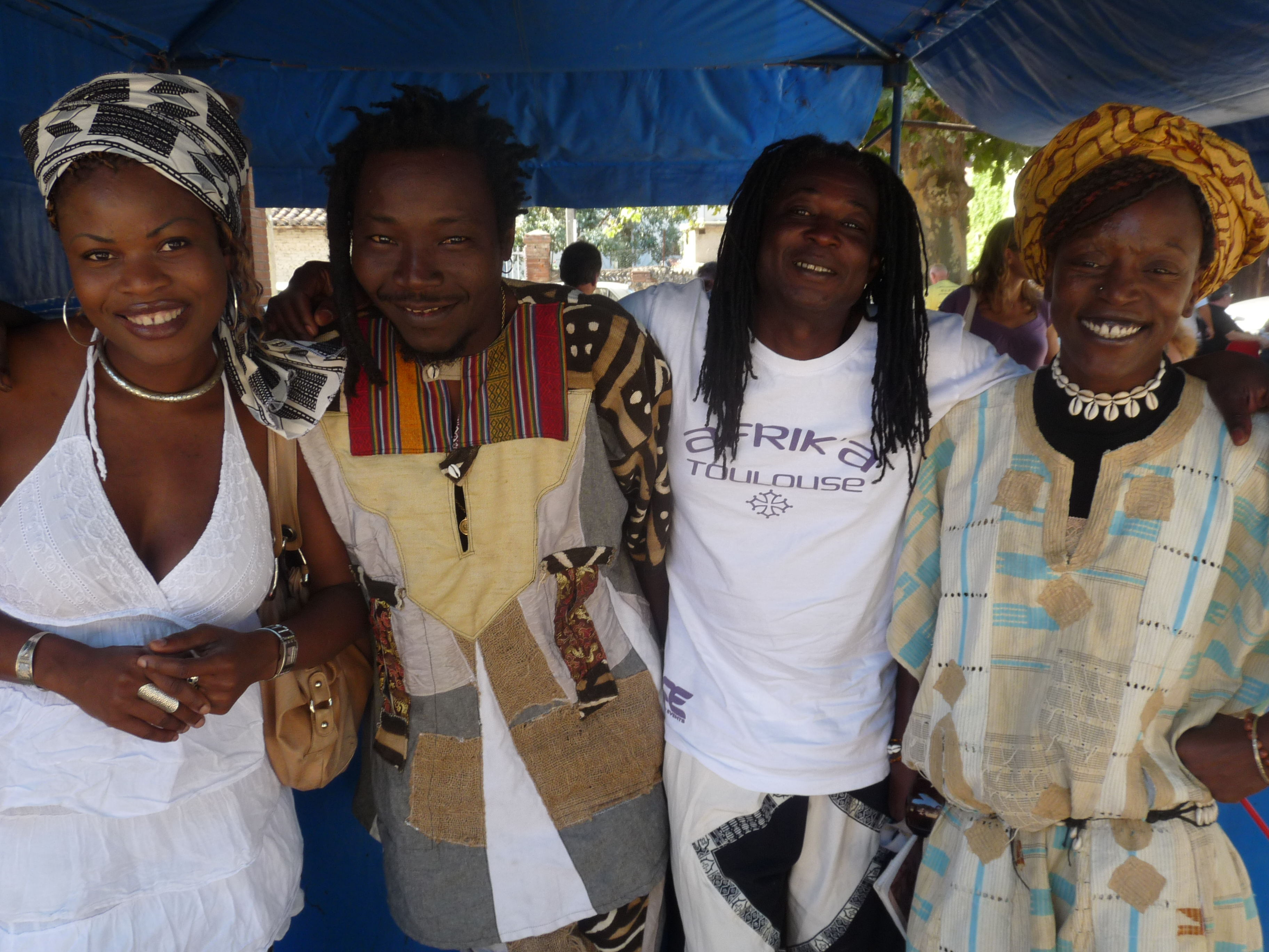 Rencontre togolaise